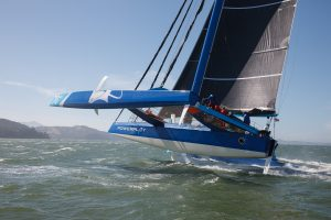 MOD70 POWERPLAY on San Francisco Bay